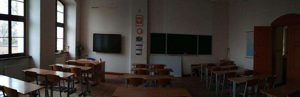 Liceum Ogólnokształcące im. Filomatów Chojnickich - wdrożenie