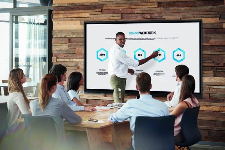 Monitory interaktywne IIYAMA
